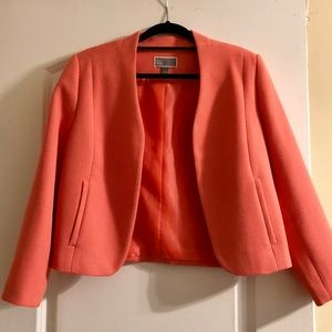 Chlesea28 Structured Blazer from Nordstrom